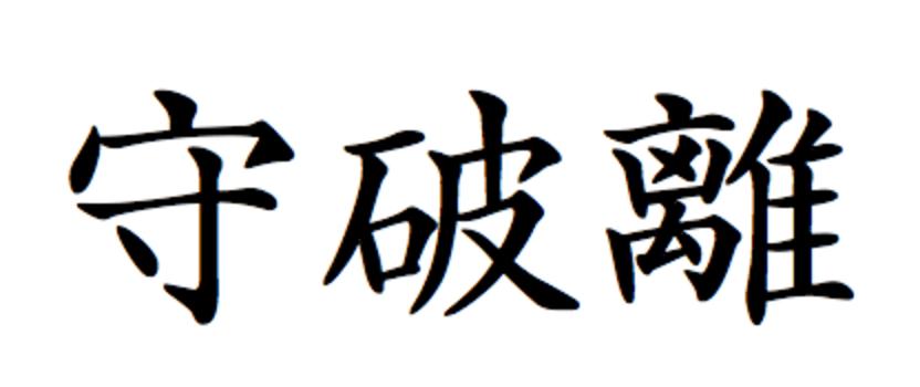 Shu Ha Ri agile