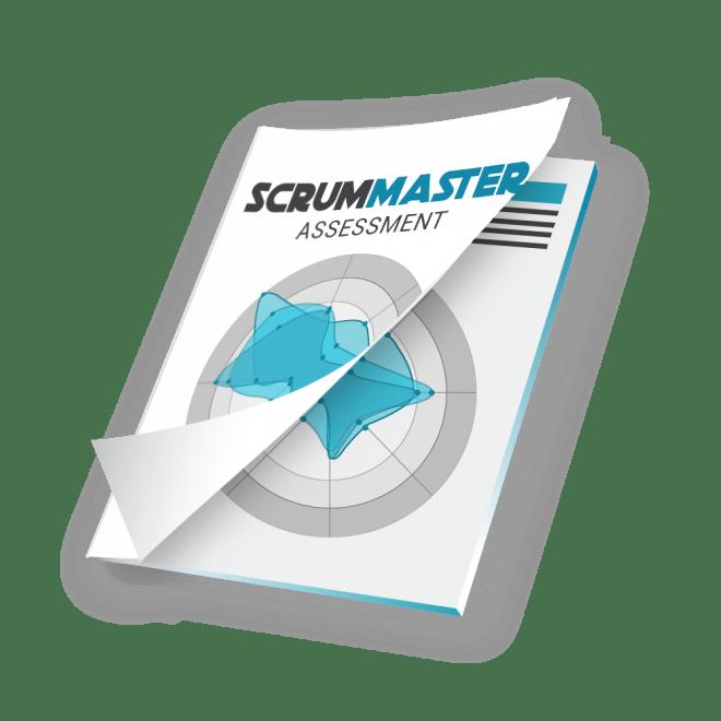 Scru Master Assessment cover